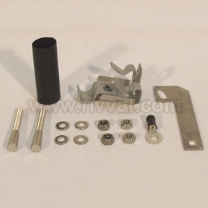 Tc Rail Kit, Complete S/Steel For 2.5Mm2 Tc Cable