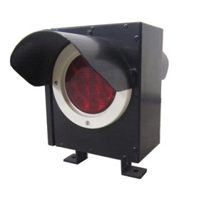 Barrier Led Level Crossing Indicator Red/Red