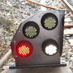 Led 4 Aspect Ground Position Light Signal
