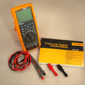 Fluke 287 Tpws Multimeter
