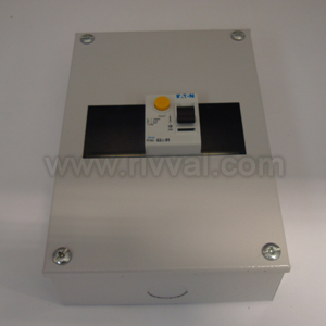 Incomer Rcd 63A 100Ma With Enclosure