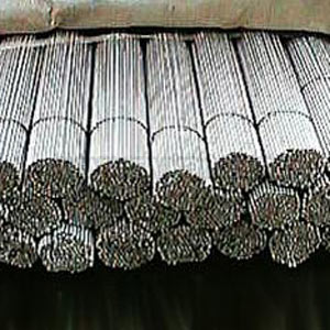 Galvanised Steel Bond Wire X 1.67M Long, Priced Per Kilo, Supplied Only In Multiples Of 25(Kg)