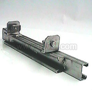 Battery Shelf Rail, For Apparatus Cases