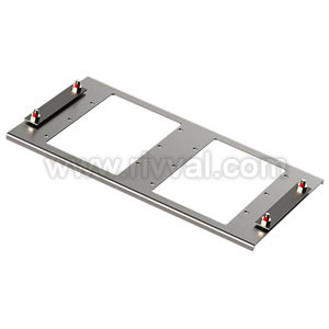 Ssi Fuse Mounting Plate - H2