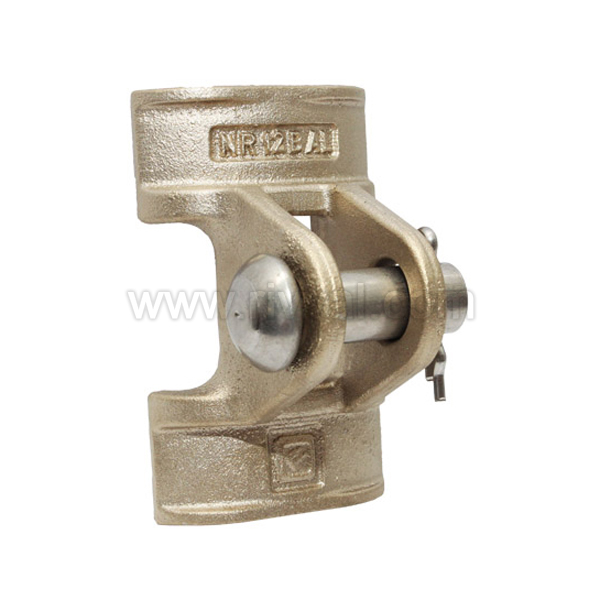 Hinge With Clevis L37 For Rope (Bzal)