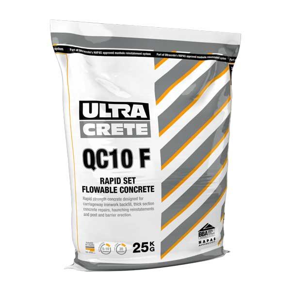 Rapid Set Concrete : Qc f rapid set flowable concrete rp  rivval online