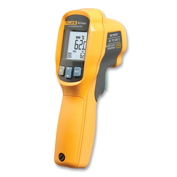 Fluke 62 Max Infrared Rail Thermometer