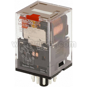 8 Pin Dpdt Relay,10A 110Vac Coil