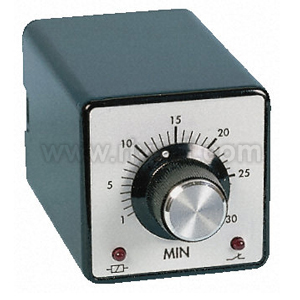 Dpdt Std On Delay Timer,5-200Sec 12Vdc